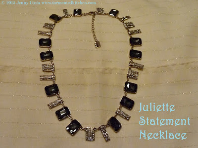 Juliette statement necklace