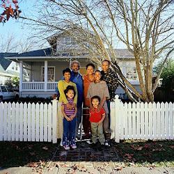 middle class multigenerational homes housing war shorewest grandparents parents children torah front shrinking fence portrait low latest tag covet thou