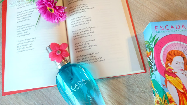 escada born in paradise zapach
