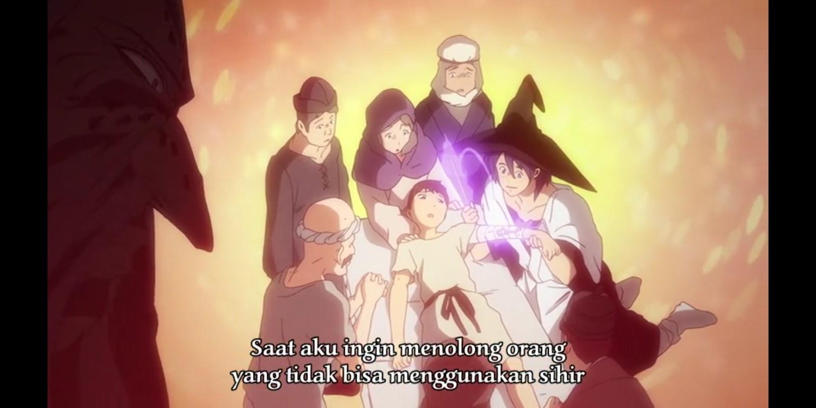 Magi the kingdom of magic episode 22 sub indo