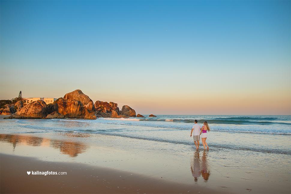 Ensaio Noivos na Praia