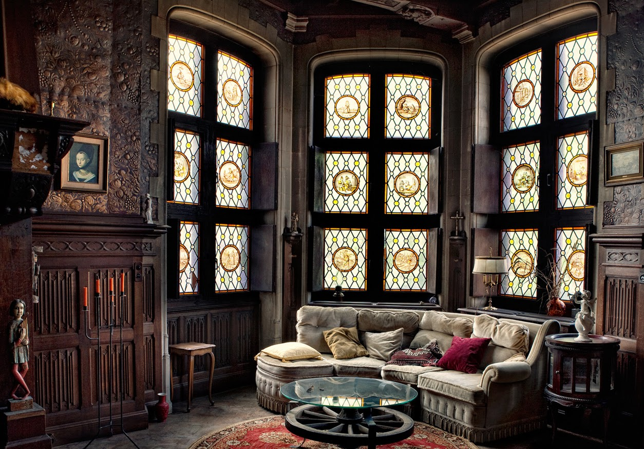 Victorian Modern Gothic Decor Novocom Top