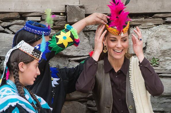Kate Middleton and Prince William visited Chitral District, to learn more about their unique heritage and traditions