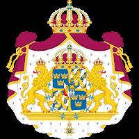 Logo Gambar Lambang Simbol Negara Swedia PNG JPG ukuran 200 px