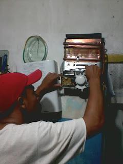 Jasa Pemasangan Water Heater Gas, Listrik WH Tenaga Matahari Murah Malang + 1 set WH