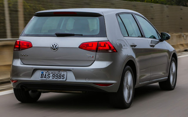 VW Golf 2017 TSI Comfortline (1.0)