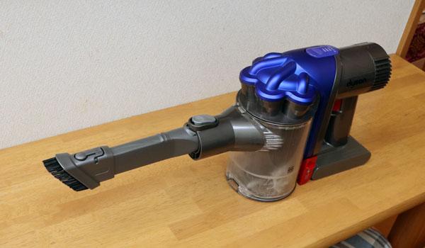 すきまノズル 掃除機隙間ノズル コンビネーションツール ブラシフレキシブル隙間(縦型)ロングタイプ 適合:Dyson ダイソン ハンドヘルドの 掃除機 アタッチメント パーツ