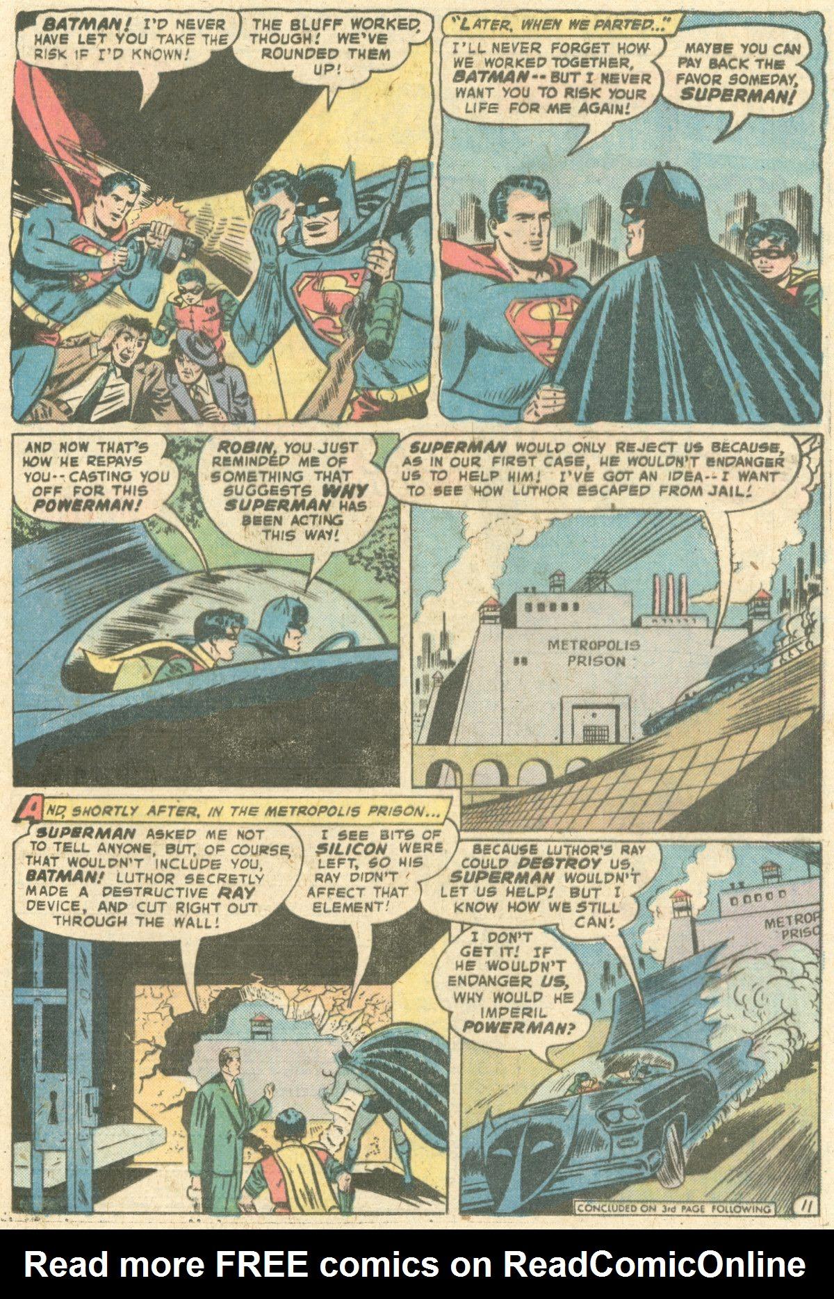 Read online World's Finest Comics comic -  Issue #229 - 17
