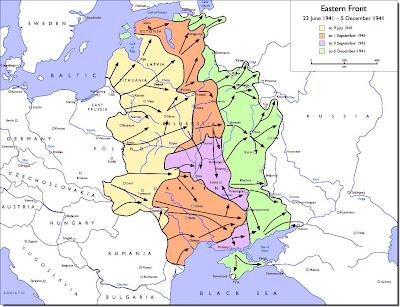 Bildresultat för eastern front 1941
