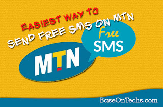 How To Send free SMS on MTN 2018 |[Two(2) Easiest Methods]|