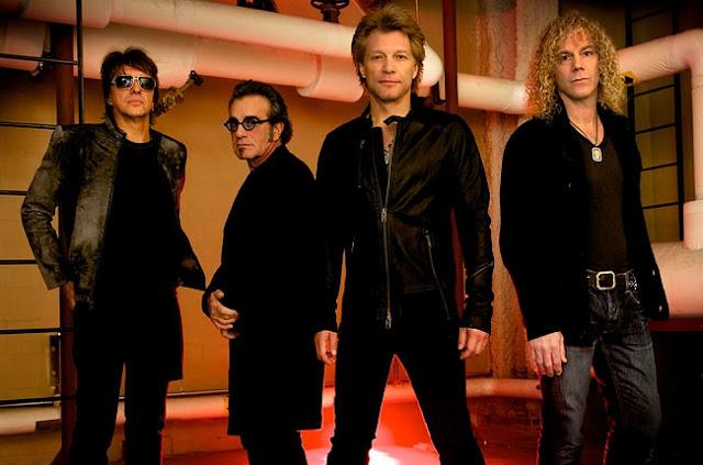 Lirik Lagu Undivided ~ Bon Jovi
