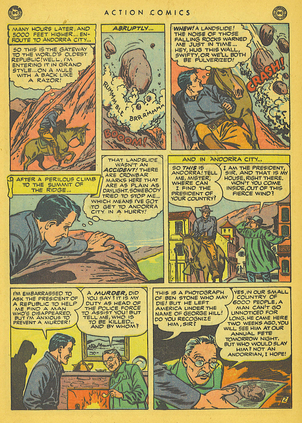 Read online Action Comics (1938) comic -  Issue #142 - 27