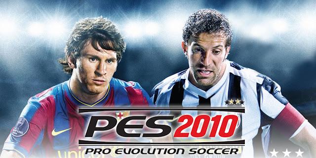 تحميل لعبة بيس pes 2010 كاملة للكمبيوتر برابط واحد مباشر ميديا فايرمضغوطة مجانا