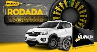Promoção Pneus Planalto 2019 Rodada da Sorte - Carro 0KM, TV 4K e Prêmios na Hora