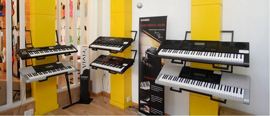 Đại lý bán đàn organ chính hãng giá rẻ tại Tphcm
