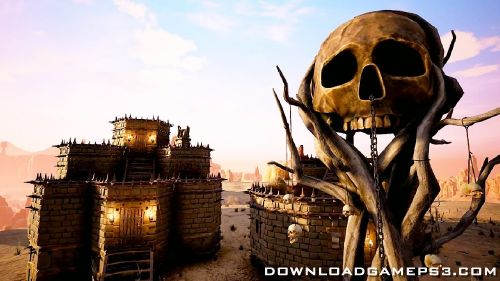 Conan Exiles - Download game PS3 PS4 RPCS3 PC free