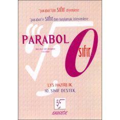 Karekök Parabol 0 Sıfır Kitabı (LYS 10.Sınıf)