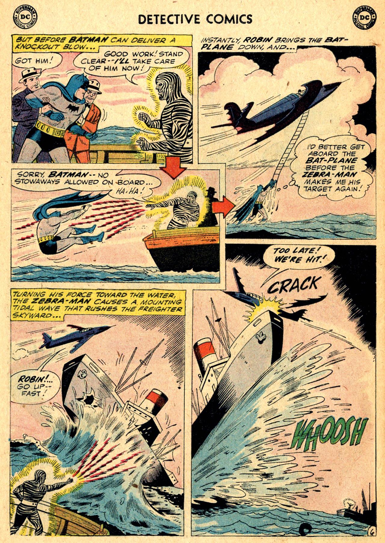 Read online Detective Comics (1937) comic -  Issue #275 - 8