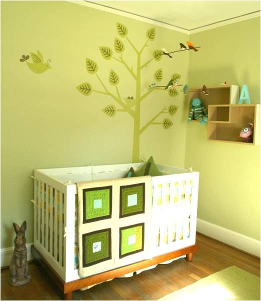Home Decoration: Cute Ideas On Decorating A Baby Boy's Room