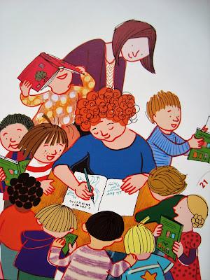 Basia i biblioteka, książka dla przedszkolaka, książka o bibliotece, mądre książki dla dzieci