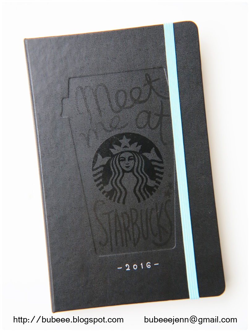 meet me at starbucks planner
