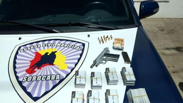 GCM recupera 450 cartões de ônibus roubados
