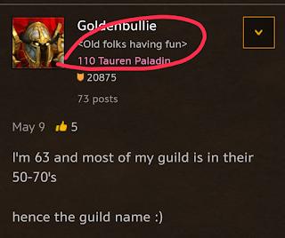 Tauren Paladin, Forum Post, World of Warcraft forum