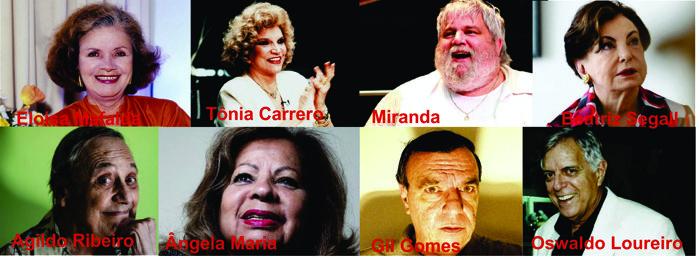 RETROSPECTIVA 2018: AS MORTES DOS FAMOSOS QUE MARCARAM O ANO... CONFIRA TODOS..