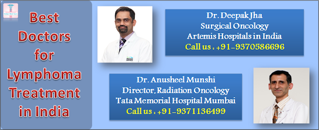 Top Lymphoma Cancer Specialist in India