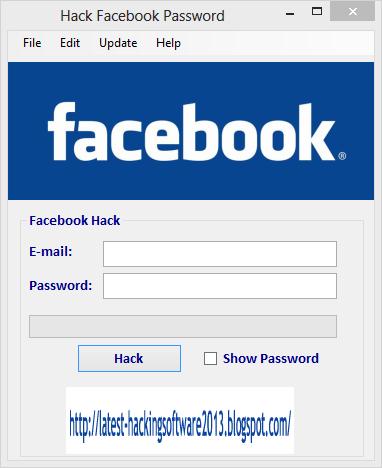 tool hack facebook free