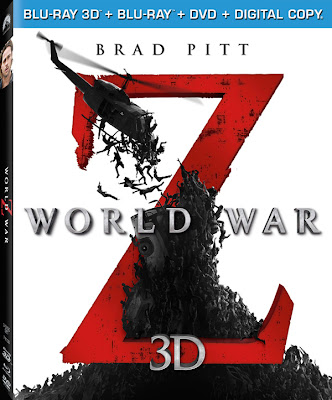 WWZ: cover dell'edizione Blu-Ray + DVD + copia digitale