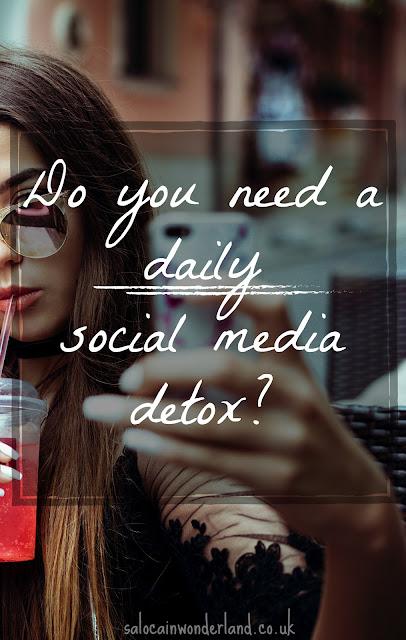 daily social media detox