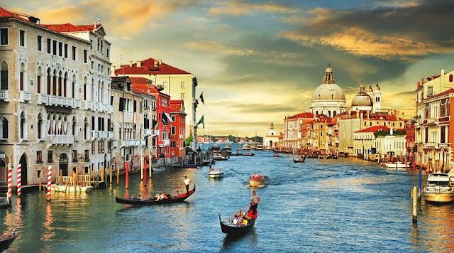 Roteiro de viagem de um dia em Veneza