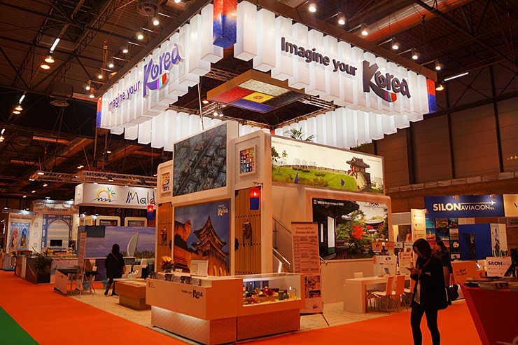 FITUR Spain Travel Fair 2015!!(KOREA E TOUR)
