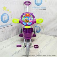 Sepeda Roda Tiga Royal RY1098 Classic Baby Tiger 2 Kursi