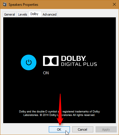 dolby for windows 7 32 bit