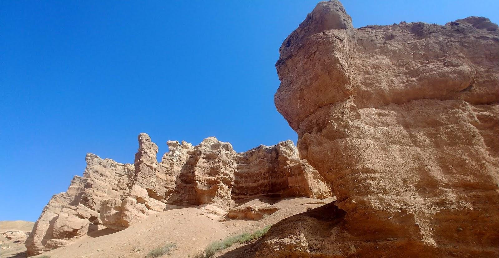 Kaniony Azji Środkowej – Skazka czy Charyn?