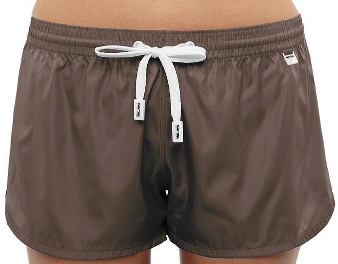 pantone boyfriend shorts