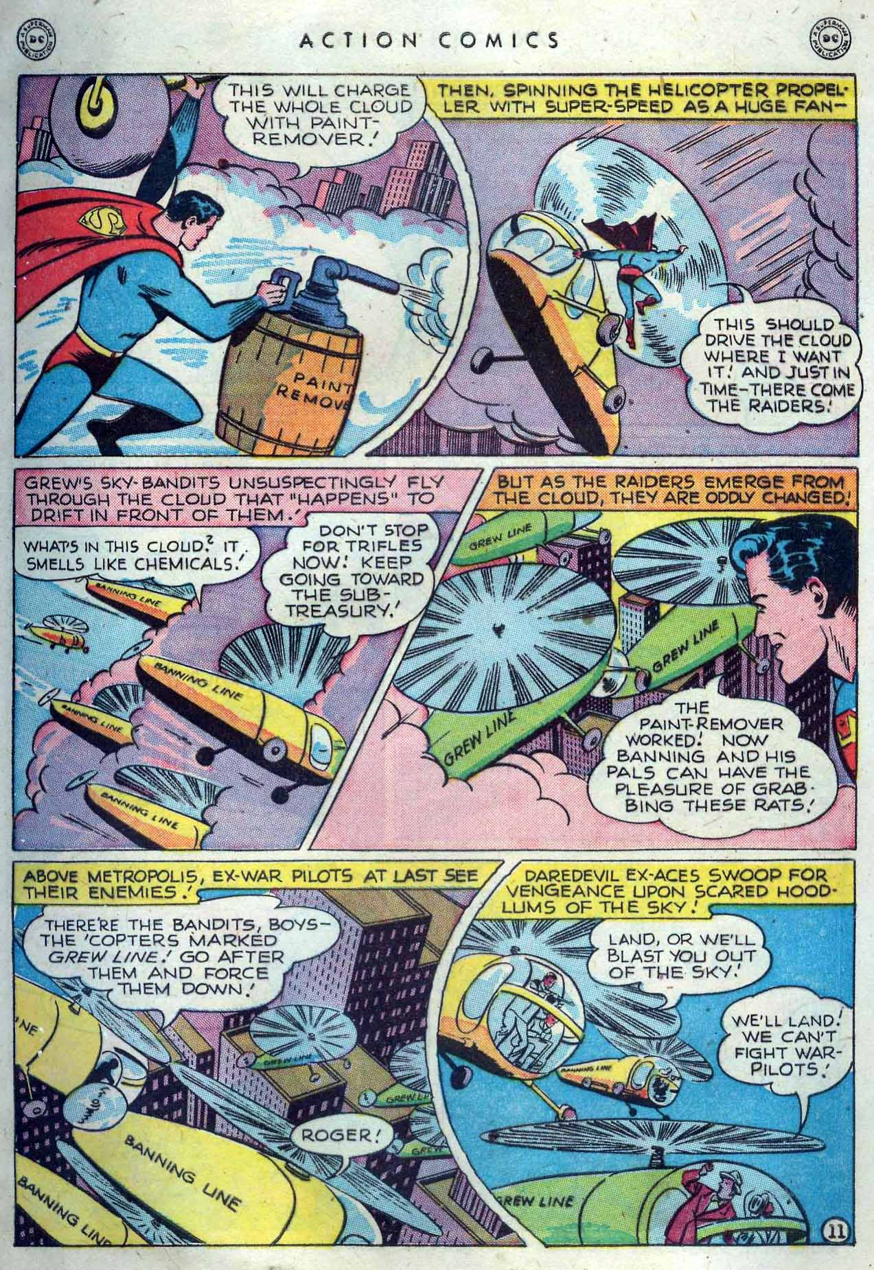 Read online Action Comics (1938) comic -  Issue #119 - 13