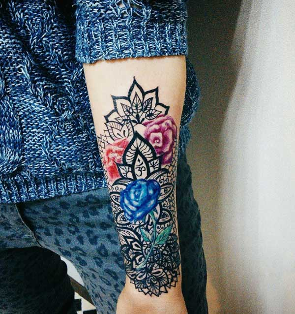 Tattoos Design Ideas: 32 Best Attractive Forearm Tattoos Design ...
