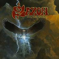 """Saxon - """"Thunderbolt"""""""