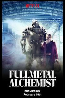 Ver Fullmetal Alchemist (2017) Gratis Online