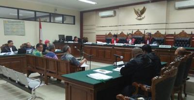 Pihak yang terlibat dalam hukum acara pidana