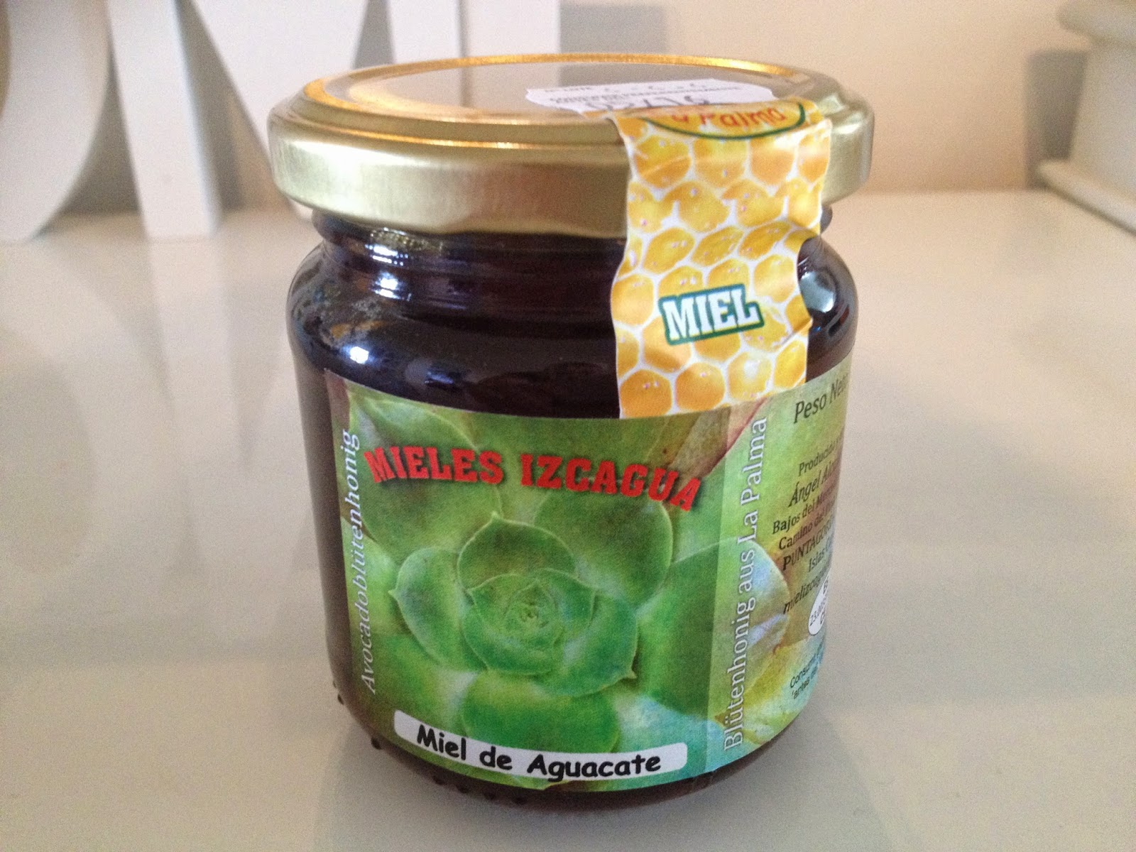 Avocadobloesem honing