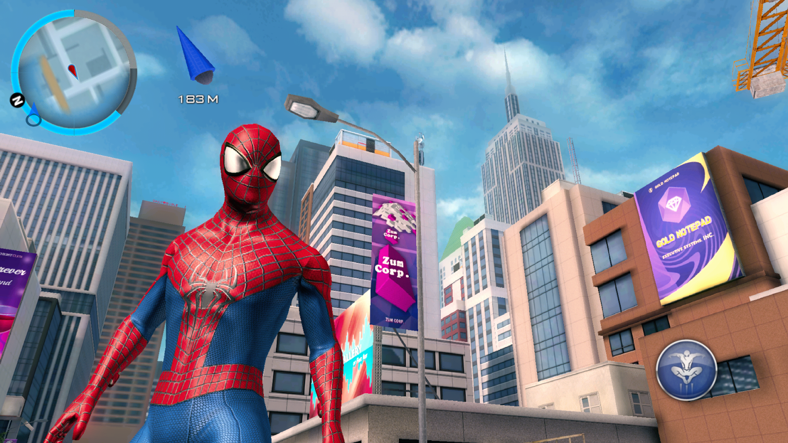 The amazing spider man 2 for android apkobb modders arena voltagebd Images