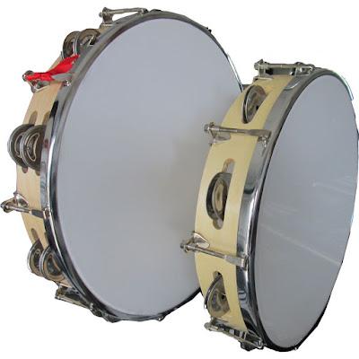 Tìm hiểu về Trống Tambourine