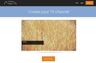 هل فكرت بإمتلاك قناة تلفزيونية ؟ موقع viloud.tv يوفر لك قناة تلفزيونية مجانية