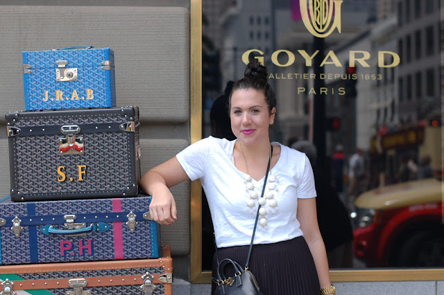 San Francisco Goyard Covet and Acquire