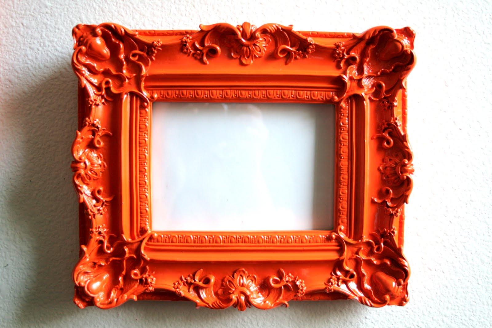insideways: DIY Picture Frames