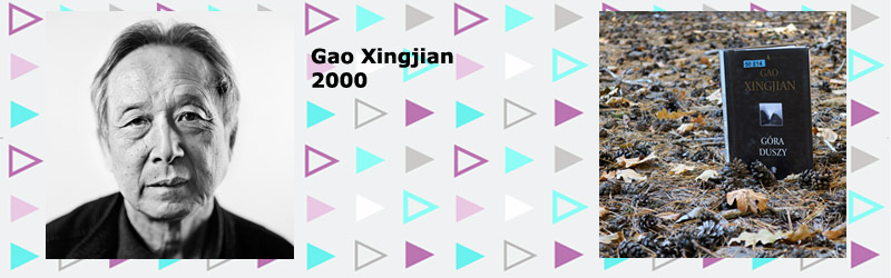 """""""Góra duszy"""" Gao Xingjian"""